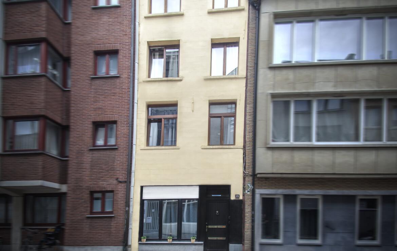 Antwerp,Aalmoezenierstraat