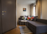 Spacious studio apartment in Antwerp / first floor