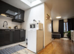 High floor apartment in Antwerp / floor 3