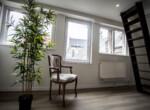 Трехэтажная квартира в стиле лофт в Антверпене