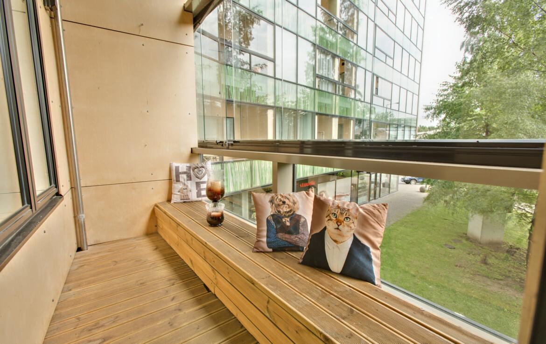 Kahetoaline korter Tallinna kesklinnas, sadama kõrval