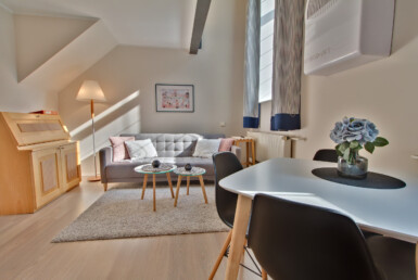 Loft style apartment in Tallinn, near the Old Town