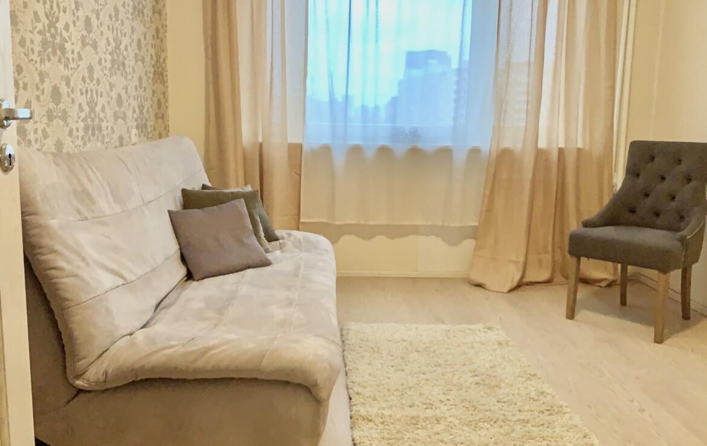 Kahe magamistoaga korter Lasnamäel, Paekaare 32