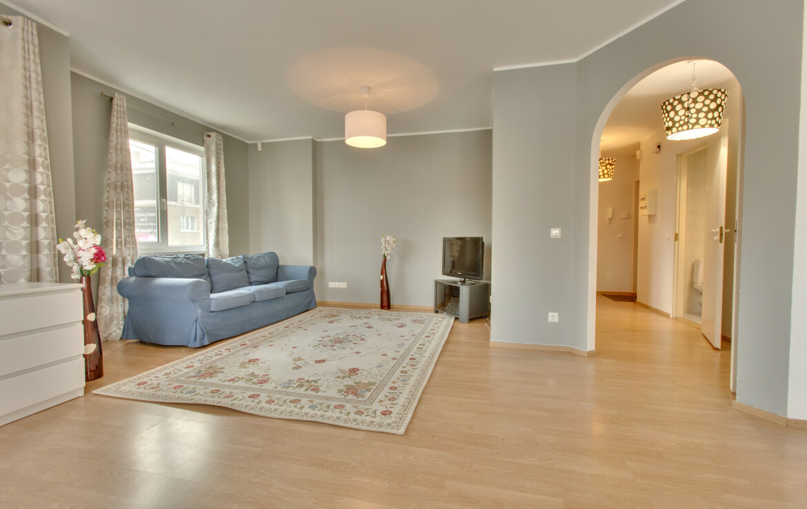 One bedroom apartment with parking on the border of Tallinn city center