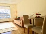 One bedroom apartment in a quiet area of ​​Tabasalu.
